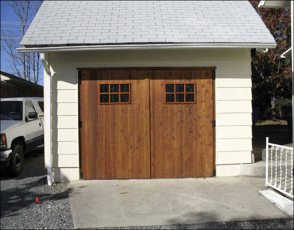 12 foot garage door