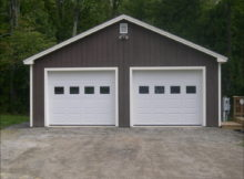 Cost To Build Two Car Garage