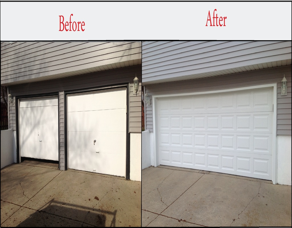 double-car-garage-door Secrets About Double Car Garage Door Exposed