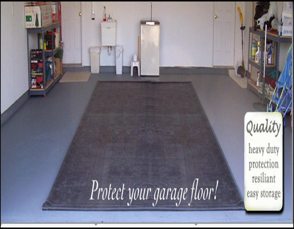 flooring tiles rubber outs garage mats diamond eagle mat tread roll