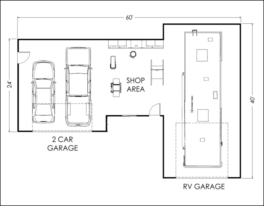 garage-shop-floor-plans What Garage Shop Floor Plans Is - and What It Is Not