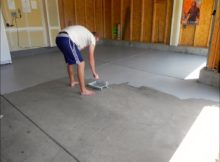 How To Clean Concrete Garage Floor