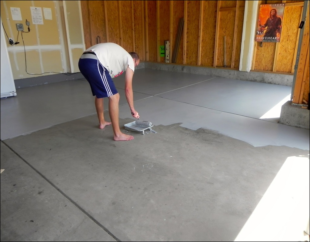 how-to-clean-concrete-garage-floor How To Clean Concrete Garage Floor