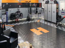 Race Deck Garage Floor