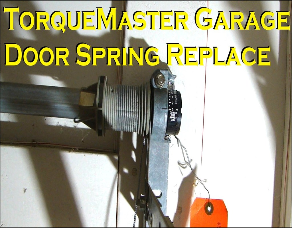 Torquemaster Garage Door Spring Swopes Garage