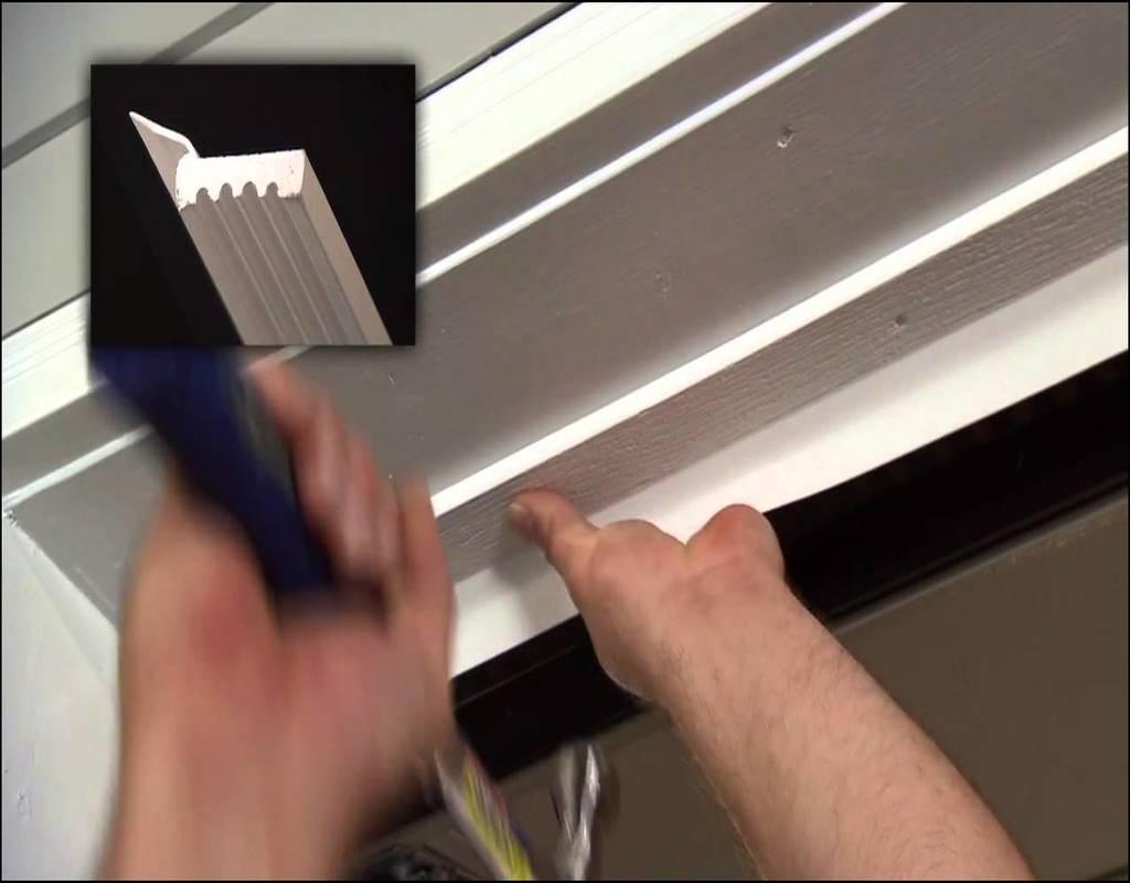 vinyl-garage-door-trim Vinyl Garage Door Trim