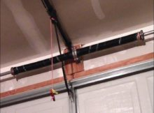 Garage Door Tension Spring