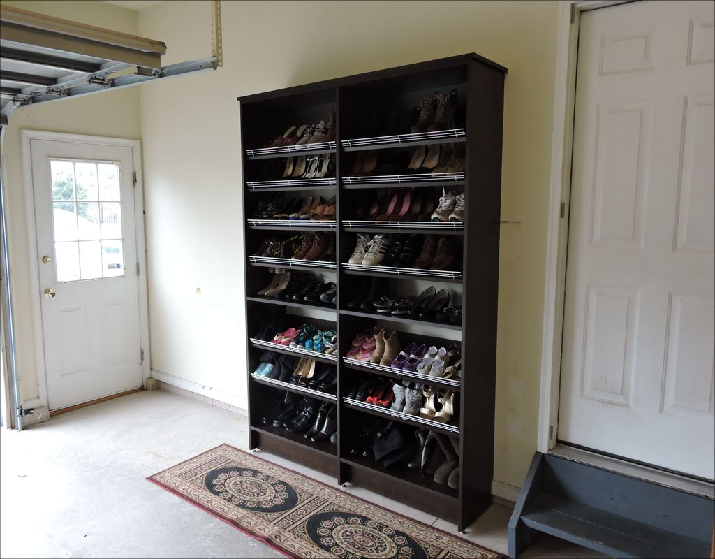 Beau Garage Shoe Storage Ideas