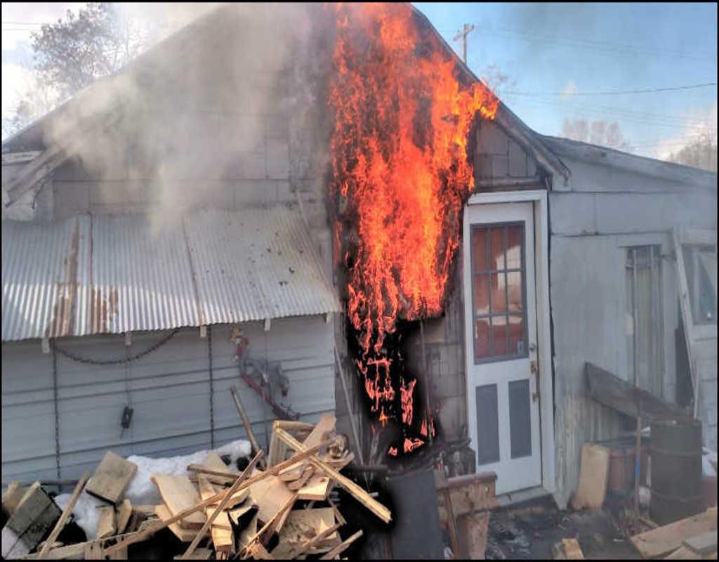 garage-wood-burning-stove Garage Wood Burning Stove