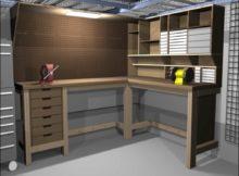 Garage Work Bench Ideas