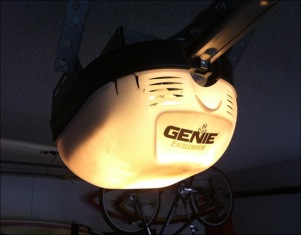 genie-excelerator-garage-door-opener Genie Excelerator Garage Door Opener
