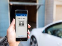 Genie Garage Door App