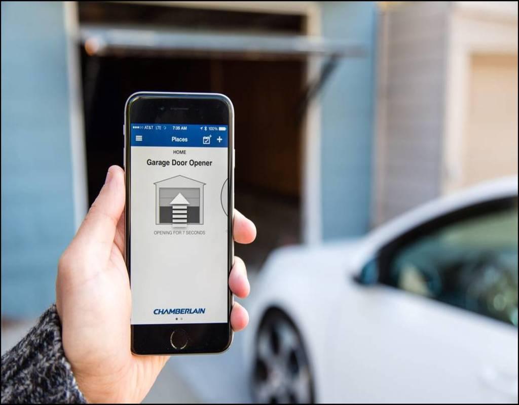 genie-garage-door-app Genie Garage Door App