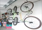 Hang Bike In Garage