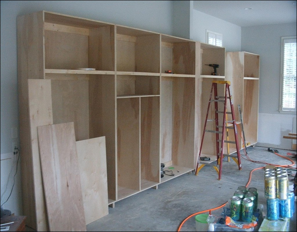 how-to-build-garage-cabinets How To Build Garage Cabinets