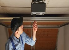 How To Fix A Garage Door Opener