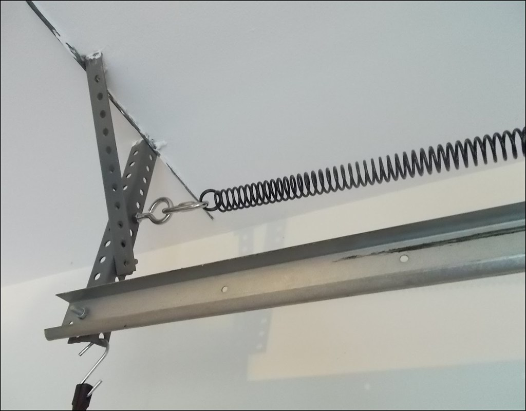 how-to-install-a-garage-door-spring How To Install A Garage Door Spring