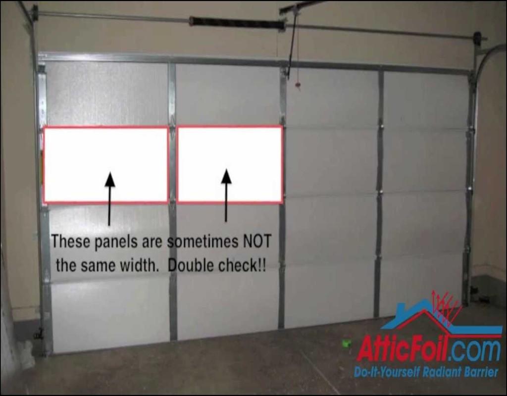 how-to-insulate-garage-door How To Insulate Garage Door