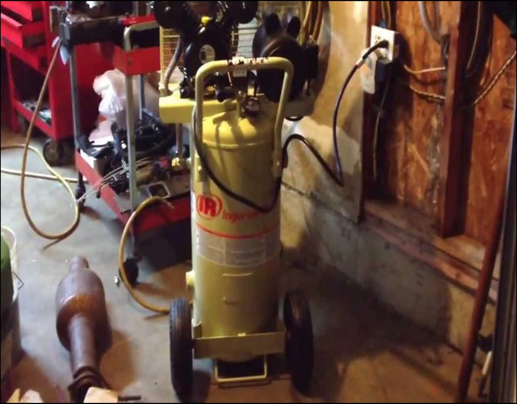 ingersoll-rand-garage-mate Ingersoll Rand Garage Mate