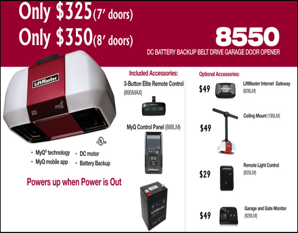 liftmaster-8550-garage-door-opener The Nuances of Liftmaster 8550 Garage Door Opener
