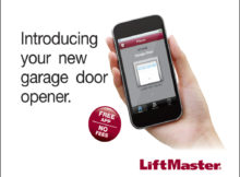 Liftmaster Myq Garage Door Opener