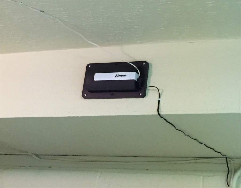 linear-z-wave-garage-door-opener Linear Z Wave Garage Door Opener