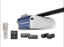 Lowes Chamberlain Garage Door Opener