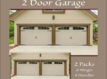 Magnetic Garage Door Hinges