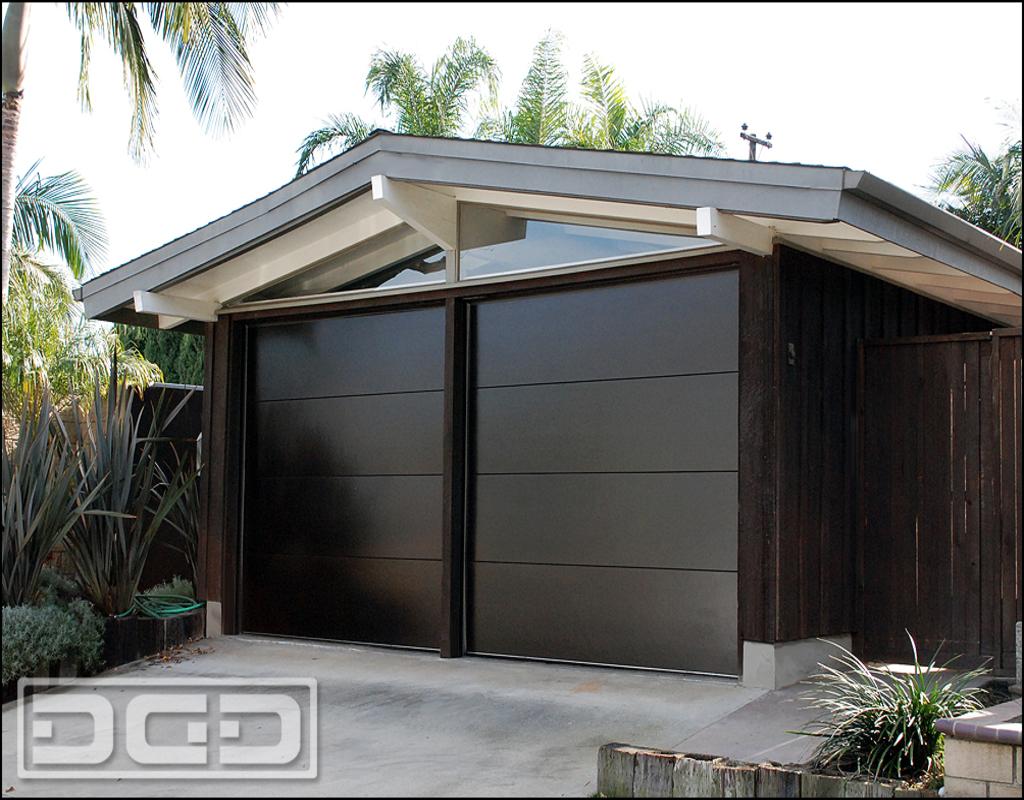 mid-century-modern-garage-doors Mid Century Modern Garage Doors
