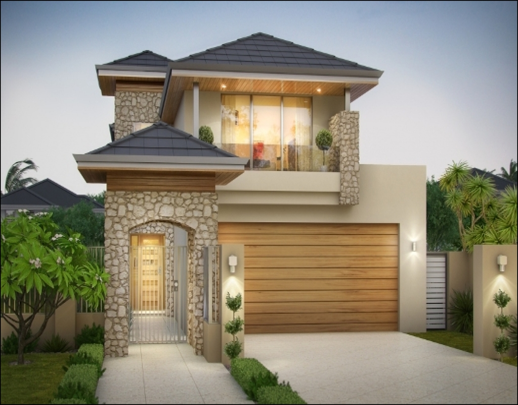 narrow-lot-house-plans-with-front-garage The Unexpected Truth About Narrow Lot House Plans With Front Garage