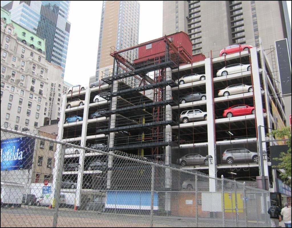 new-york-city-parking-garages New York City Parking Garages