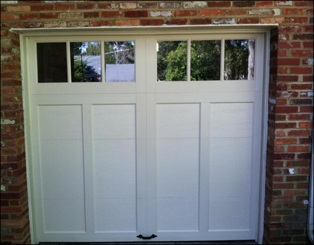 one-car-garage-door One Car Garage Door