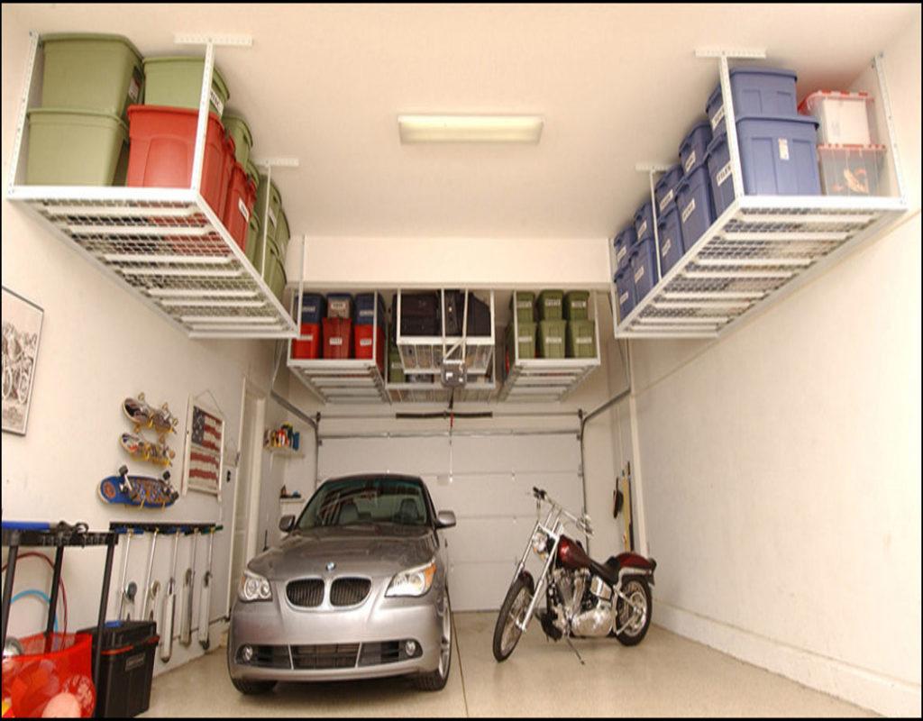 overhead-garage-storage-systems Overhead Garage Storage Systems