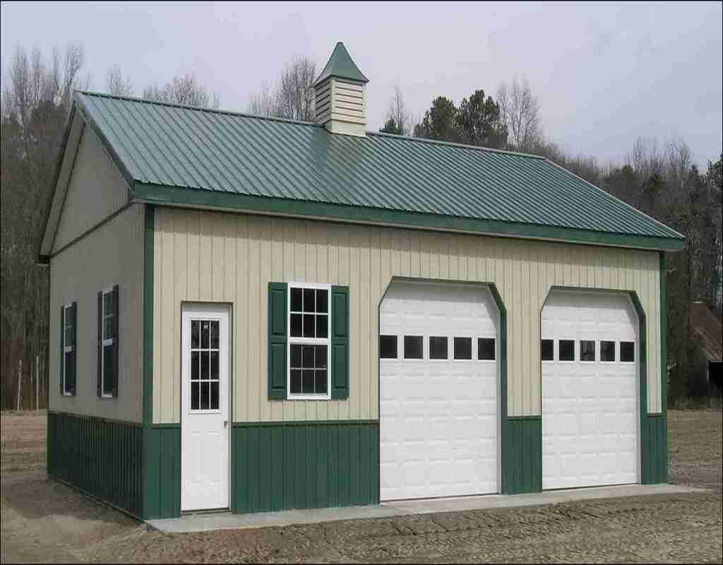 pole barn garage kits - Pole Barn Garage Kits