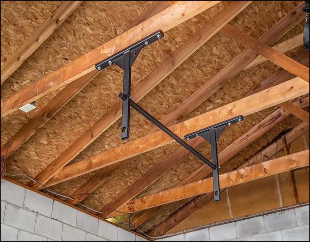 pull-up-bar-for-garage Pull Up Bar For Garage