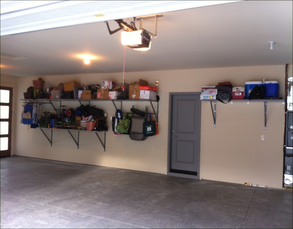 shelving-ideas-for-garage Shelving Ideas For Garage