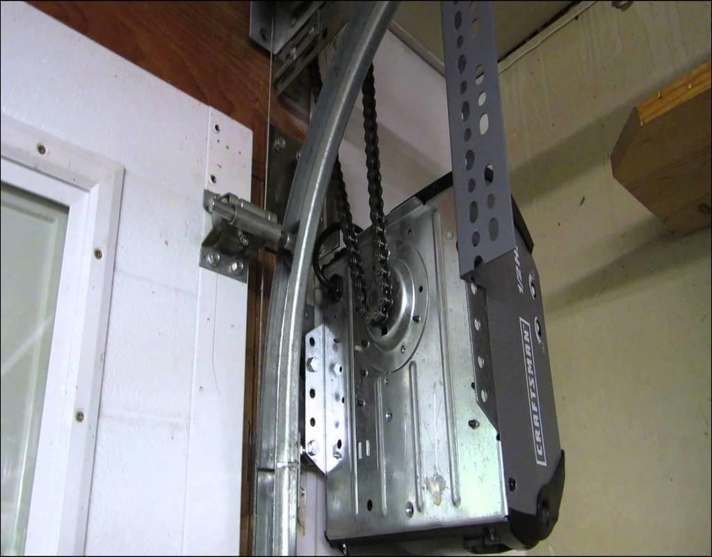 side-mount-garage-door-opener Side Mount Garage Door Opener