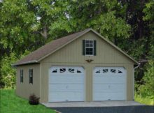 Two Car Garage Cost