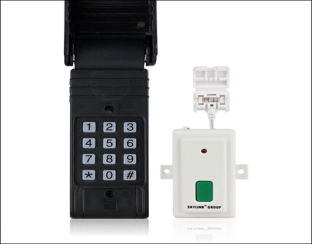 universal-keypad-garage-door-opener Universal Keypad Garage Door Opener