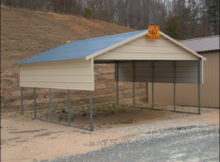 Used Metal Carports For Sale