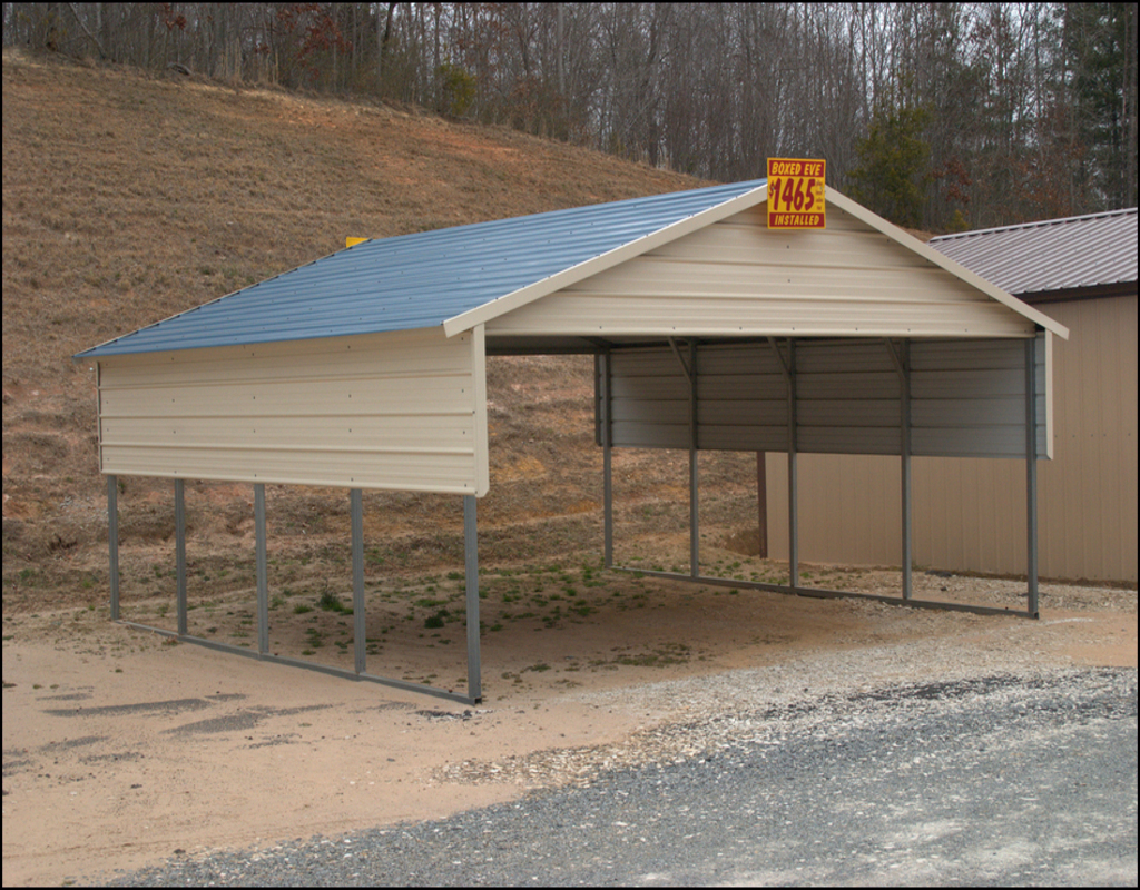 used-metal-carports-for-sale Used Metal Carports For Sale