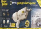 Wayne Dalton Garage Door Opener Parts