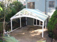 Wood Carport Kits Do It Yourself