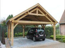 Wood Carports For Sale