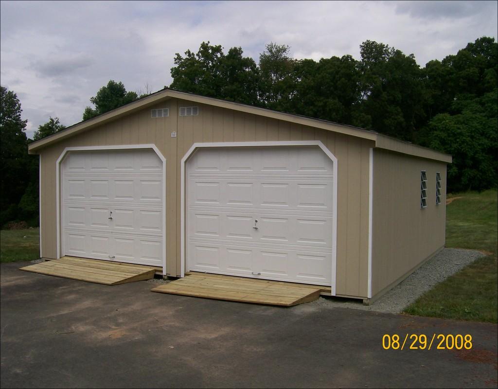 2 Car Garage Cost