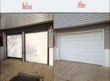 Double Car Garage Door