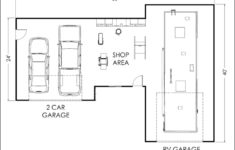 garage-shop-floor-plans-235x150 Garage Shop Floor Plans