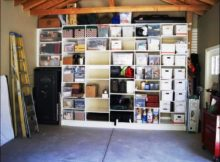 Home Depot Garage Organization