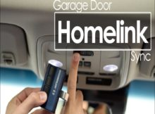 Home Link Garage Door Opener