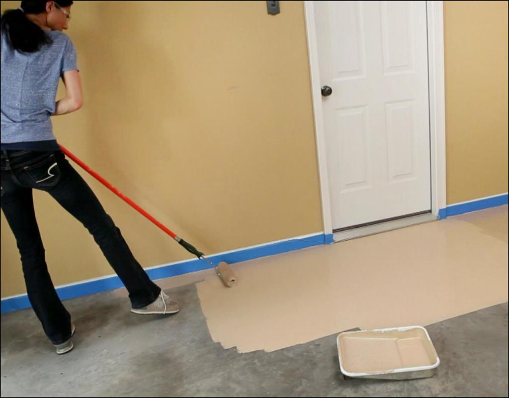 how-to-clean-a-garage-floor How To Clean A Garage Floor